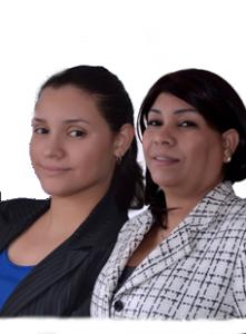 Immigrant Entrepreneurs Rosa and Nisaury Tejeda